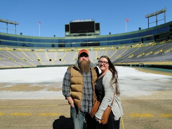 6. Tour Lambeau Field (Green Bay)