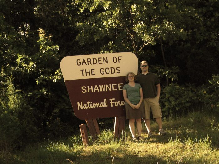 3. Shawnee National Forest
