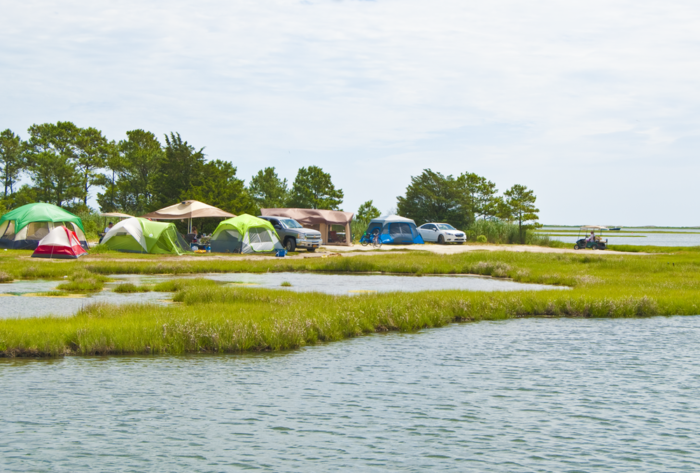 With picturesque waterfront sites to pitch your tent, this is just the beginning of this amazing place.