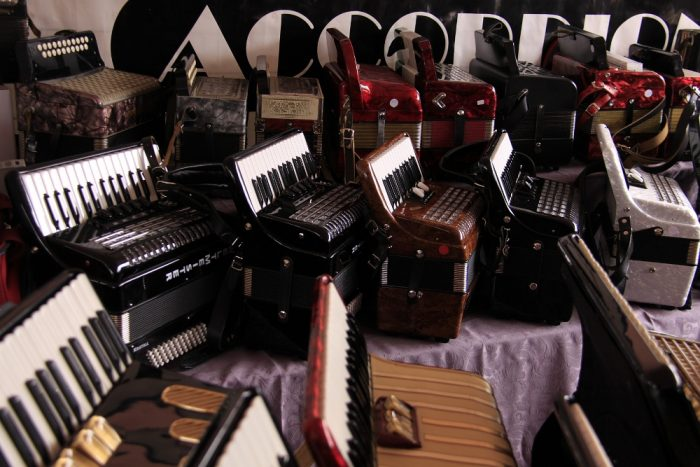 "14. ""An establishment may not allow more than one accordion to be played for entertainment."""