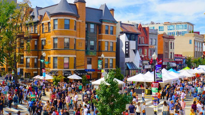 3. If you want to party: Adams Morgan