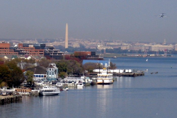 You can also take a riverboat cruise in Alexandria and enjoy views of the DC monuments.