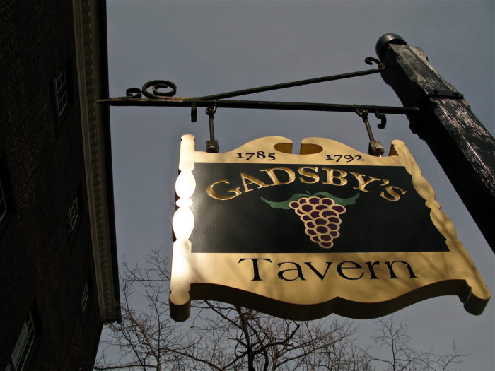 You can even stop by George and Thomas' favorite watering hole Gadsby's Tavern or stop by George and Martha's pharmacy at Stabler-Leadbeater-Apothecary Museum.