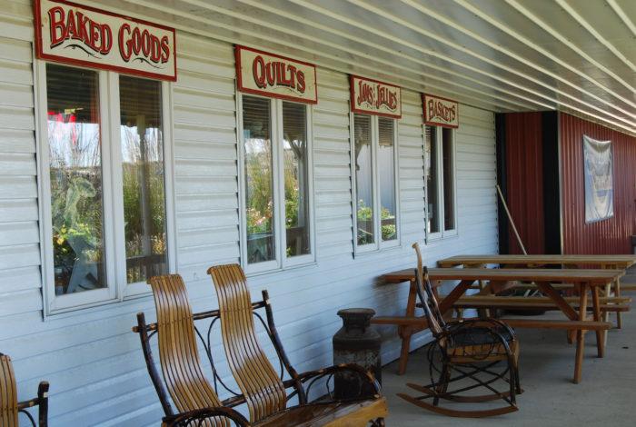 5. Amish Country Store, Lamoni