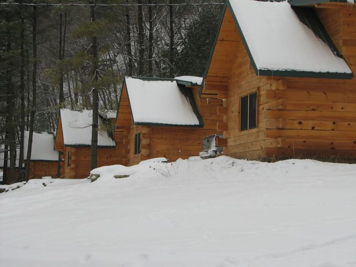 10. Andy Mountain Cabins, Harpers Ferry