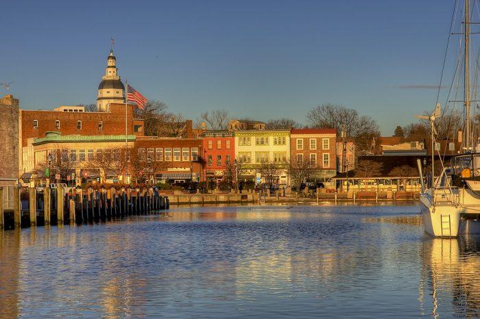 15. Annapolis
