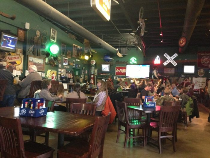 10. The Annex Bar-B-Q and Grill, 101 N Highway 54, Logan