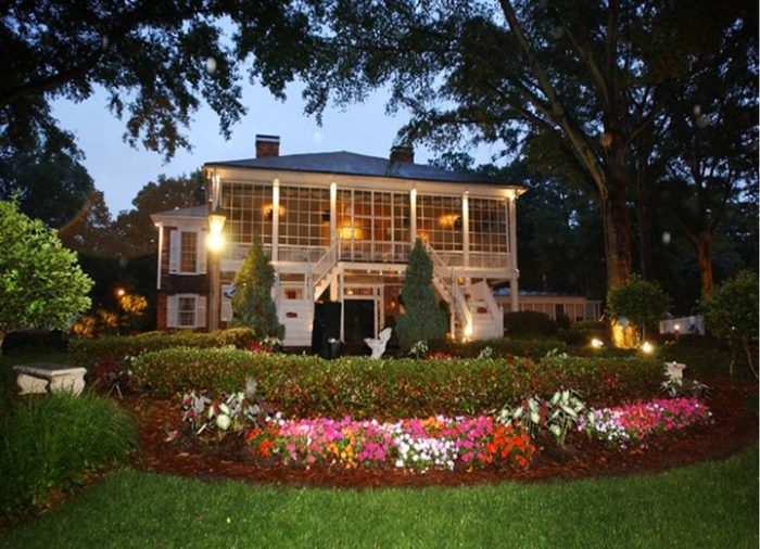 7. Anthony's Restaurant—3109 Piedmont Road N.E., Atlanta, GA 30305