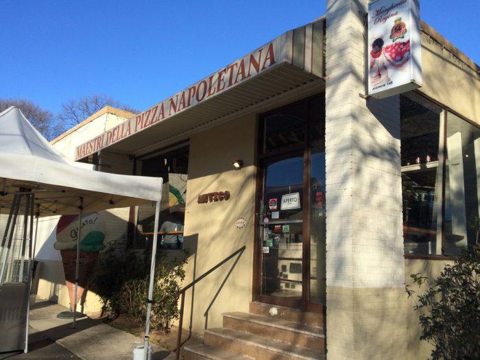 2. Antico Pizza—1099 Hemphill Ave NW Atlanta, GA 30318