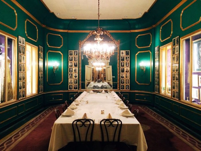 There is also deep history around each of Antoine's dining rooms.