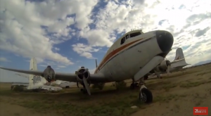 There's An Airplane Graveyard Hiding In Arizona And It's Terribly Creepy