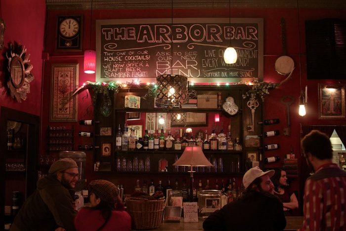 9. The Arbor Bar, Fairfield