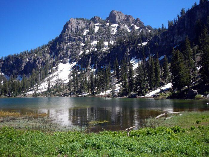 2. White Pine Lake, Logan Canyon
