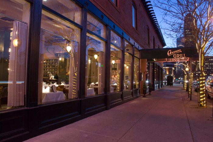 11. The Avenue Grill