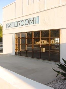Catch a show at Ballroom Marfa...