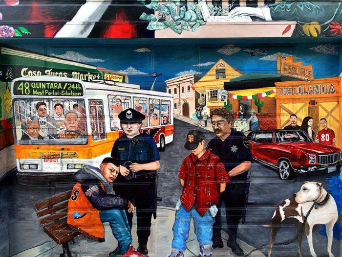 8. Murals