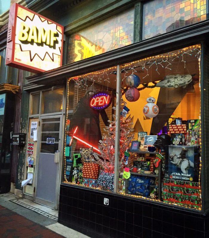 2. BAMF Cafe, Baltimore