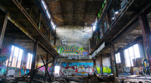 These Amazing Abandoned Factories In Milwaukee Hide A Colorful Surprise Inside