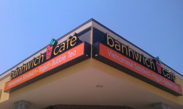 3. Banhwich Cafe - Lincoln