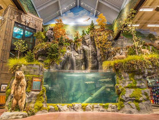 4. Bass Pro Shops, Atlantic City
