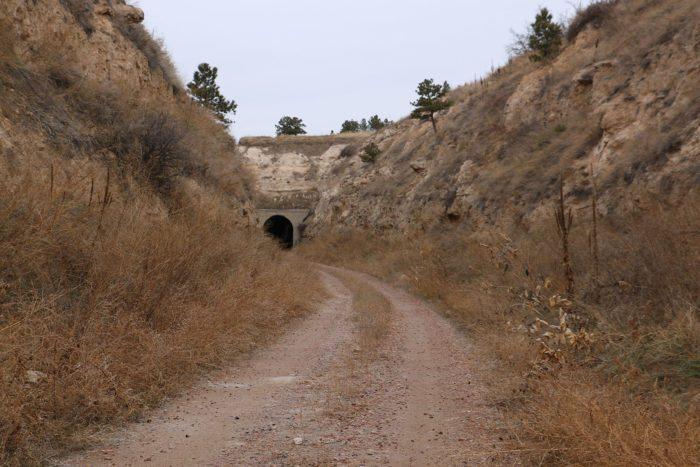14. Nebraska: The Belmont Tunnel, Dawes County