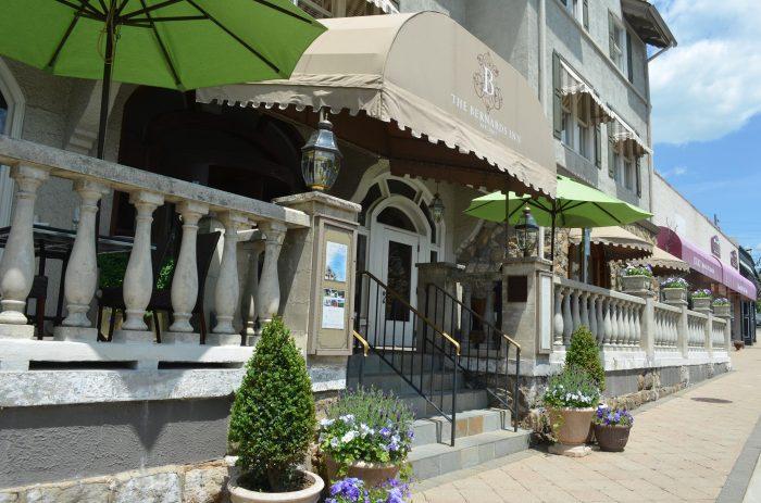 10. The Bernards Inn, Bernardsville