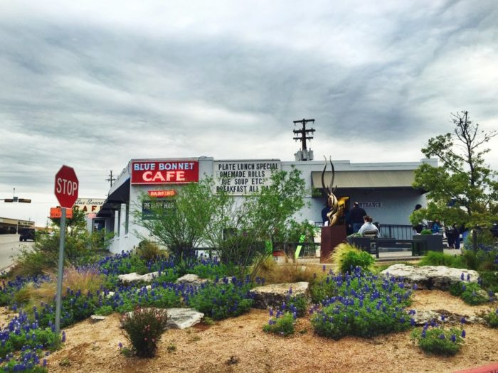 This little cafe has been an unwavering fixture in the Texas Hill Country since its establishment in 1929.