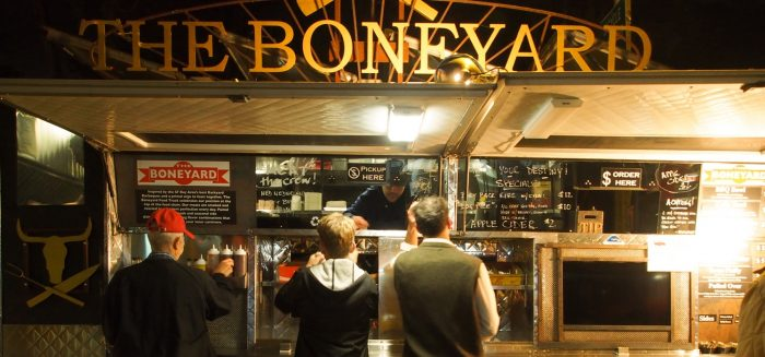 7. The Boneyard Truck: Various Areas