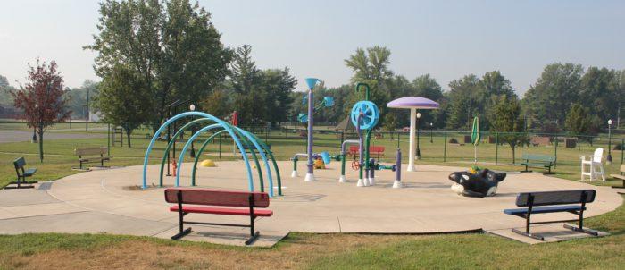2. Boonville Spray Park - Boonville