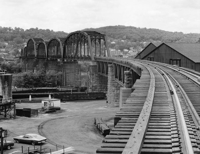 The B&O Parkersburg Branch was once a major part of West Virginia's transportation.