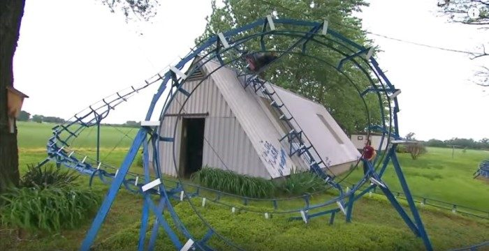 2. Backyard Roller Coasters - Bruceville