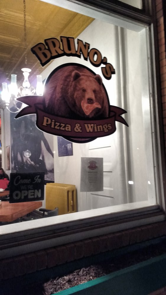 10. Bruno's Pizza & Wings, 224 S First Street, Raton
