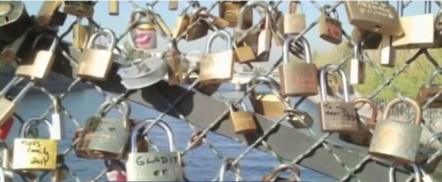 Some cities see these locks as vandalism, and in many places, locking your love lock to a bridge is illegal. Other, more romantically-inclined towns see an opportunity for both romantic love and love of community.