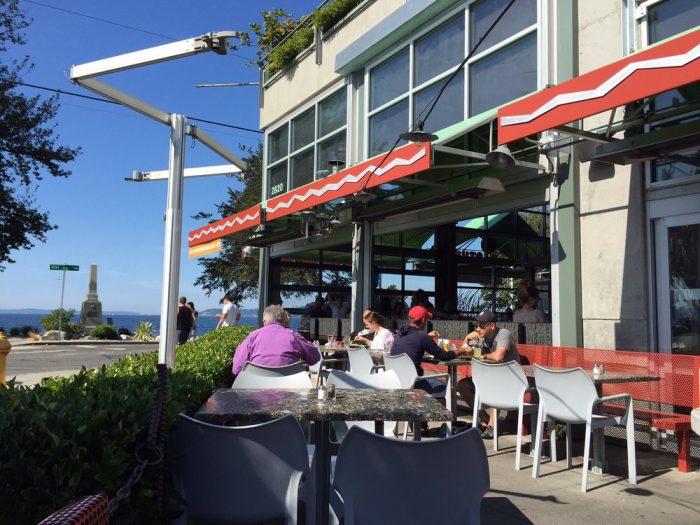 Restaurants On Alki Beach Seattle Best