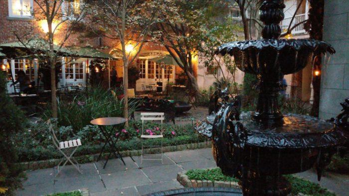2) Café Amelie, 912 Royal St.