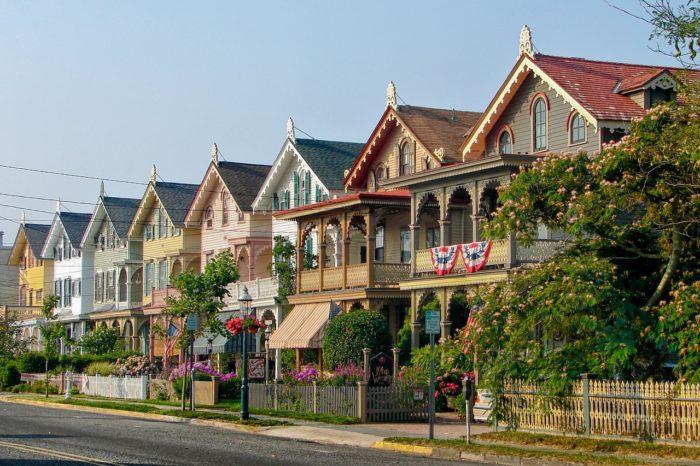 Cape May Homes