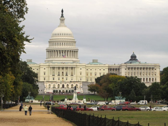 7. The Capitol Building