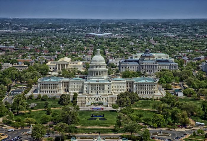1. The Capitol Building