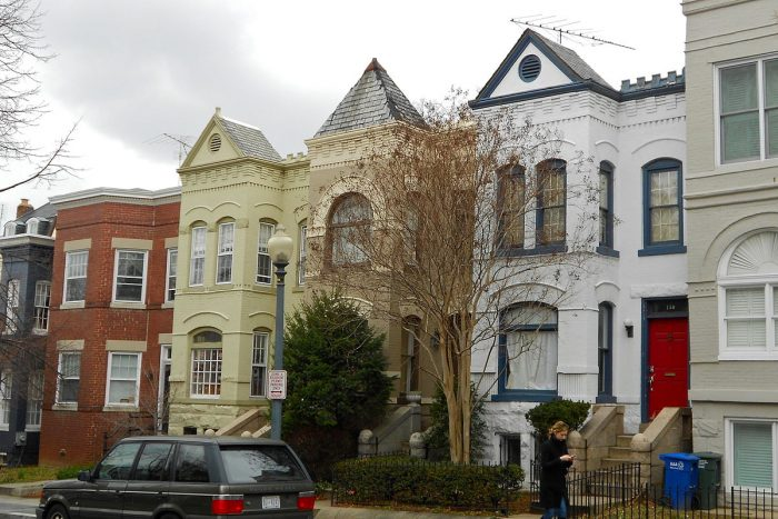 8. If you have a family: Capitol Hill