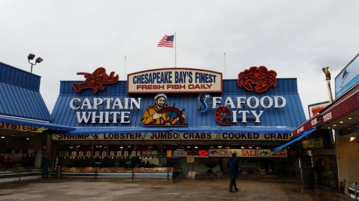 2. Captain White Seafood City