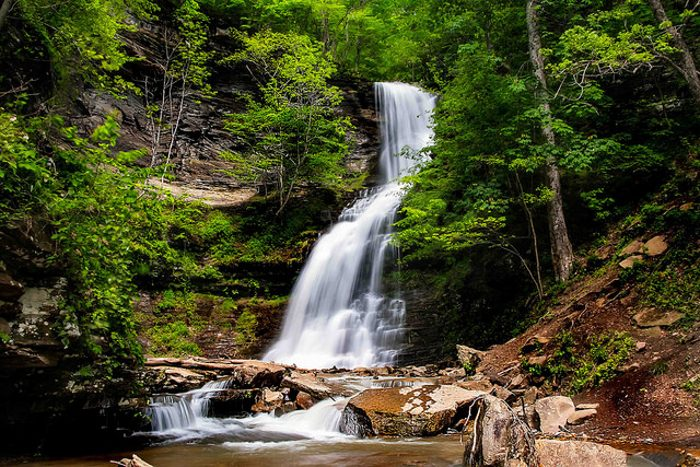 6. Cathedral Falls, Gauley Bridge