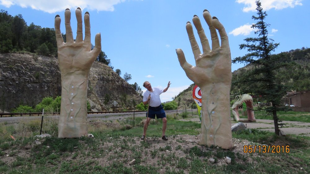 Photos Of 10 Bizarre Roadside Attractions In New Mexico