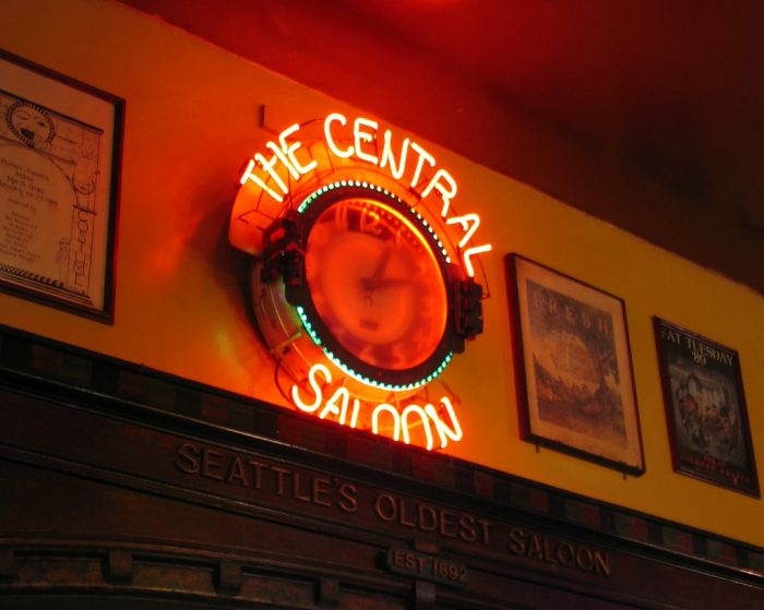 10. Central Saloon