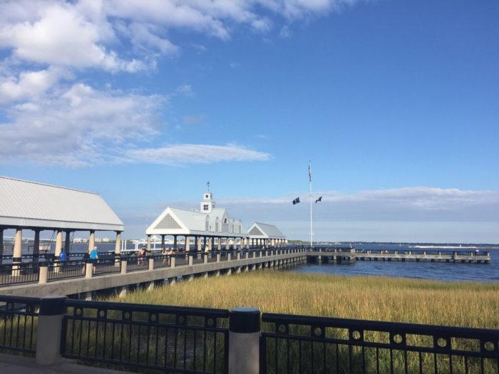 1. Waterfront Park - Charleston, SC