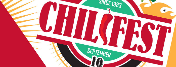 7. Chilifest, Huntington