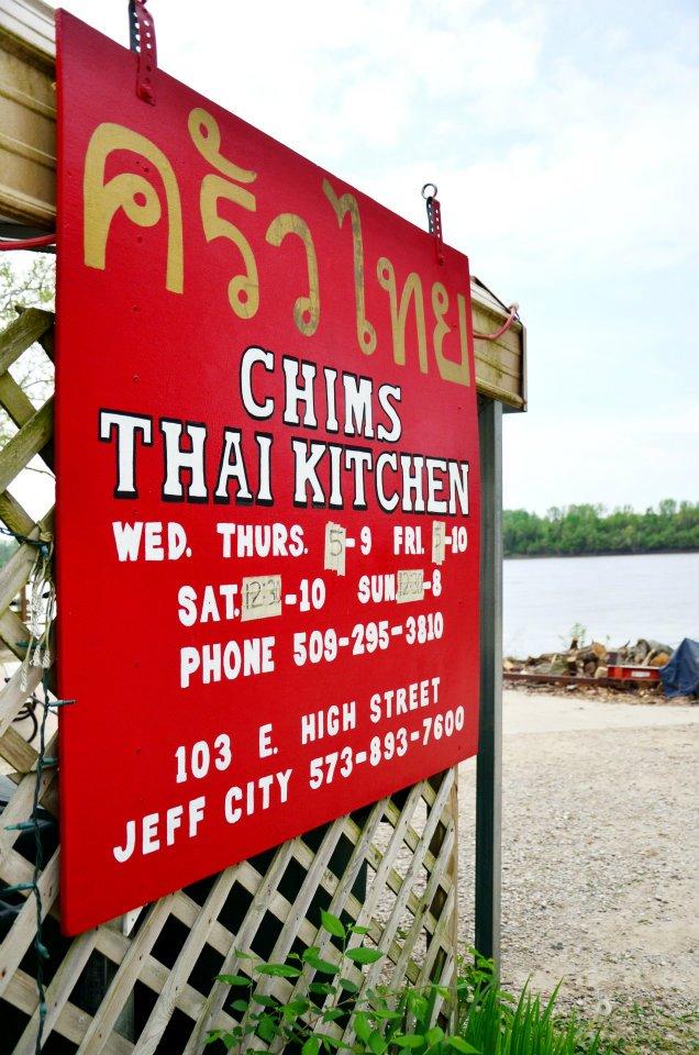 Chim S Thai Kitchen Columbia Mo