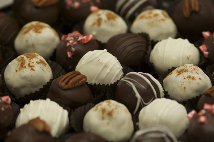 7. The Chocolate Trail - Richmond