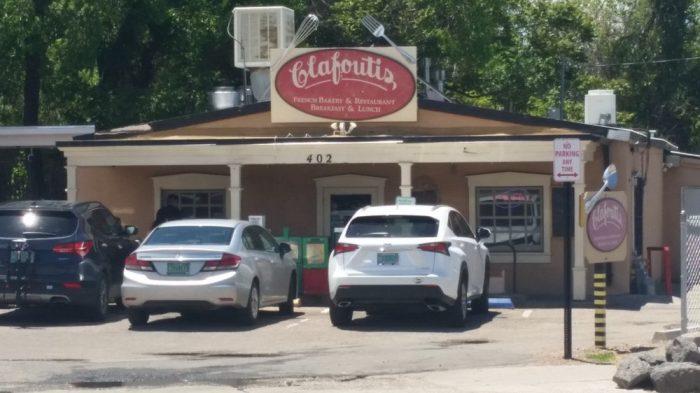 1. Clafoutis, 402 N Guadalupe Street, Santa Fe