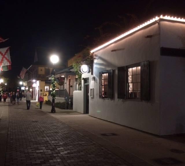3. Collage Restaurant, St. Augustine