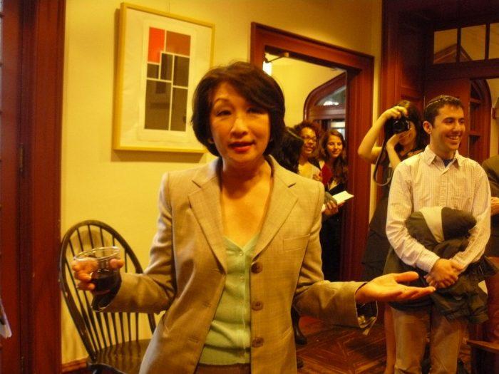 12. Connie Chung